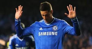 Fernando Torres Chelsea AC Milan 2014