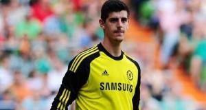 Thibaut Courtois Chelsea 2014