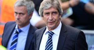 Manuel Pellegrini Jose Mourinho