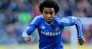 Willian Chelsea 2015