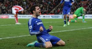 Cesc Fabregas Chelsea 2015