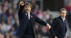 Antonio Conte Chelsea manager 2016