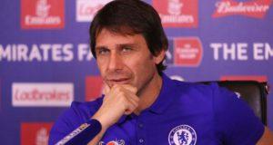 Antonio Conte Chelsea manager 2017