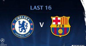 Chelsea Barcelona 2018