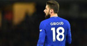 Olivier Giroud Chelsea 2018