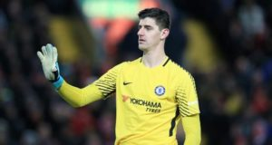 Thibaut Courtois Chelsea 2018
